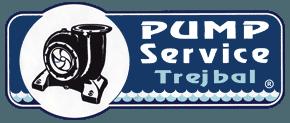 Logo - Pump servise Trejbal