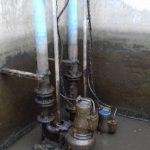 Kontrola a revize čerpadel retenčních nádrží - LEAR Kolín