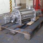 Opravené čerpadlo pro kotel - Pump service Trejbal